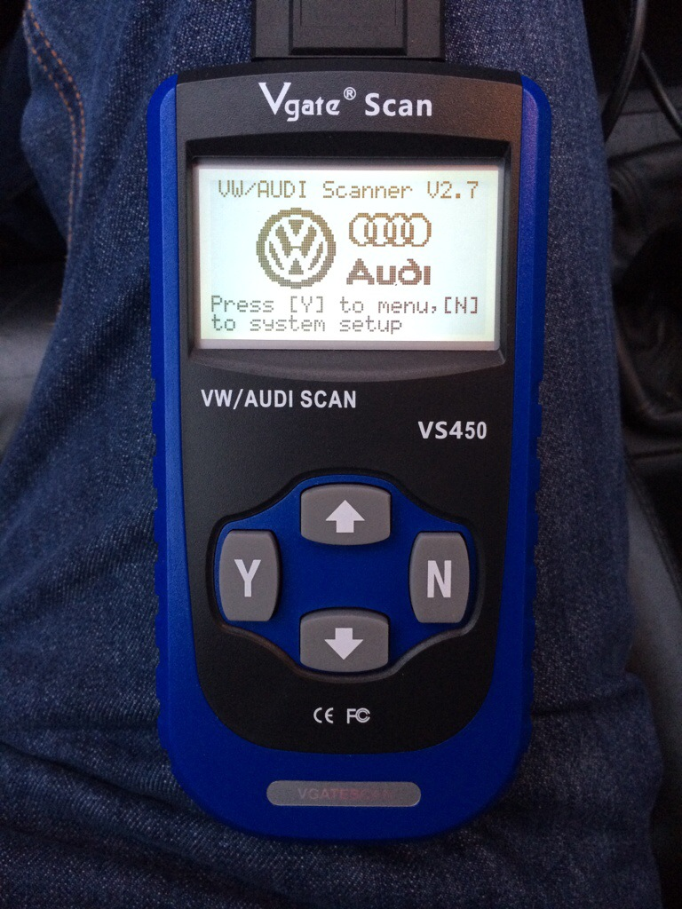 VWVortex com - Autel VAG405 Scan Tool Review